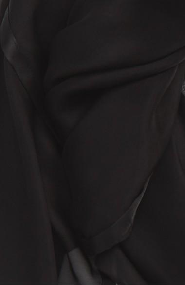 NordstromSatinBorderSilkChiffonScarf